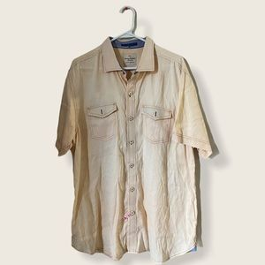 Tommy Bahama Buttoned Down Shirt XL